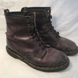 Doc martens great condition ( made in England )