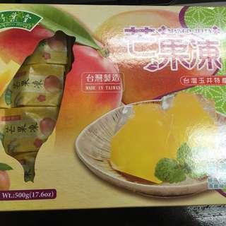 台灣製造! 芒果凍 禮盒裝(啫喱、蒟蒻)