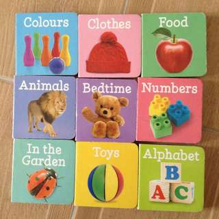 Baby Toddler Board Books