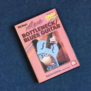 Mel Bay's Anyone Can Play: Bottleneck/Blues Guitar Instructional DVD