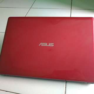 Laptop Design And Game Asus A450 Core i3 Merah Ram 2 Hdd 500