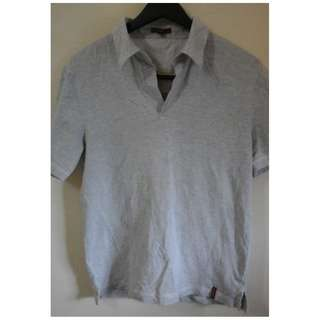 Prospero Original Shirt w/ V-Neck Collar