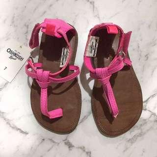 Oshkosh baby girl sandal