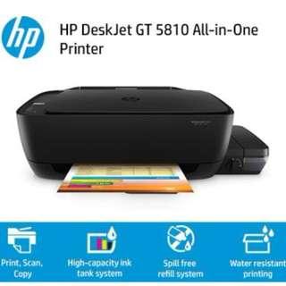HP Deskjet 5810 All-in-One Printer (Brand New)