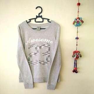 Padini (PDI) Awesome 23 Long Sleeves Sweater / Sweatshirt