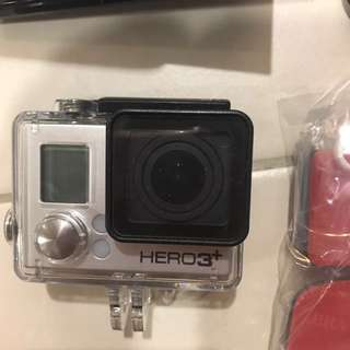 GoPro Hero 3+ brandnew