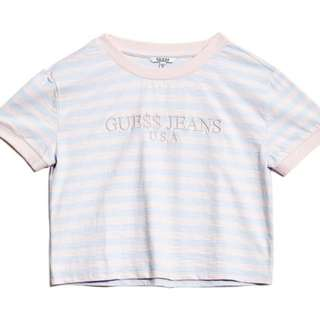 Guess x ASAP Rocky Crop Top