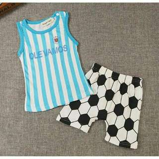 Kickoff Boy Set (6m/  12m/ 18m)