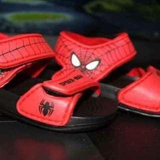 Spidey sandals