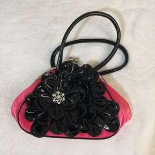 Pink Shoulder bag Purse style