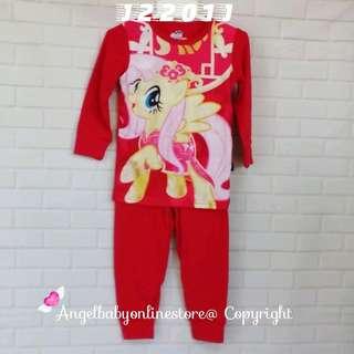 ✨CNY Edition✨ (Nett Price) My Little Pony Sleepwear