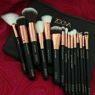 Zoeva Make Up Brush Set