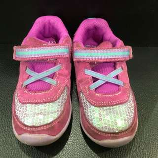Sneakers for toddler girl