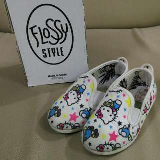 Hello Kitty Flossy Shoes