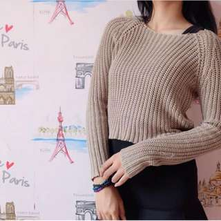Knit Sweater COLORBOX