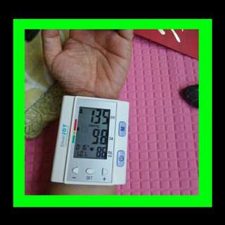 Digital Blood Pressure Monitor Wrist Type, probably the most Economical Clinically Accurate blood pressure monitor under legitimate certification!
