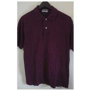 Giordano Original Red T-Shirt