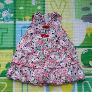 Cheongsam for baby girl