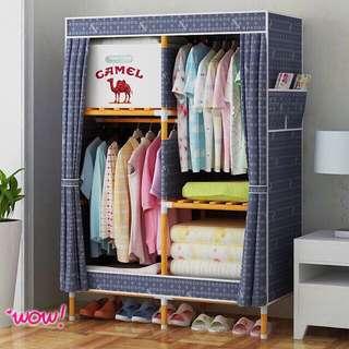 防潮實木衣櫃 wardrobe