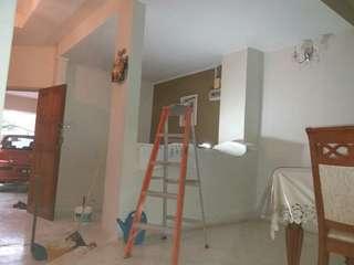 Wangsa maju renovation