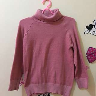 Sweater Soft Pink