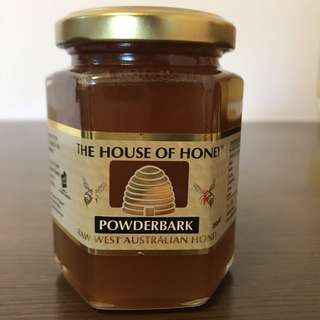 The House of honey raw western australian honey new 全新 未開封 澳洲 蜜糖