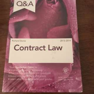 Contract Law Q&A