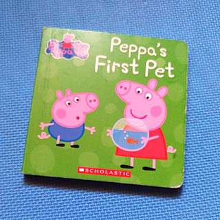 Peppa Pig Book board book