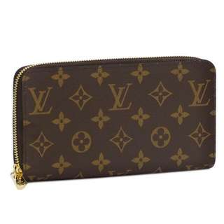 Louis Vuitton zipper wallets