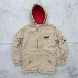 Aboveboard Parka Hooded Jacket