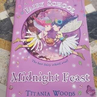 Titania Woods, Fairy School