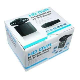 Color LCD HD Car DVR Camera
