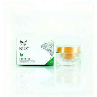 Foundation Cream By NUZ Beauty