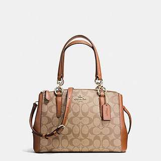 Coach Christie Carryall Satchel