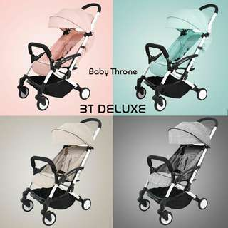 Baby Throne DELUXE Version