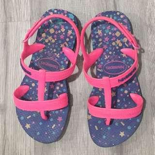 Havaianas Pink Sandals