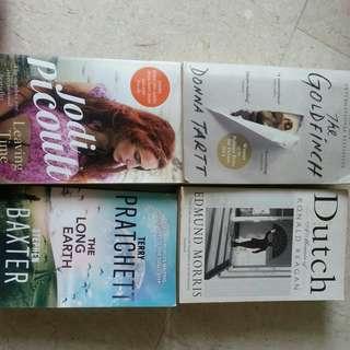 Full books for $4