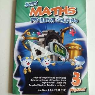 P3 Maths Problem Solving
