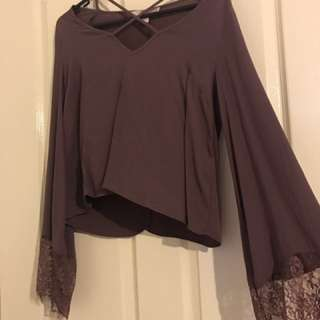 New Bell Sleeve Top