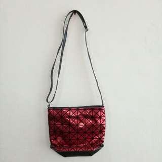 Avon Red Body Sling Bag