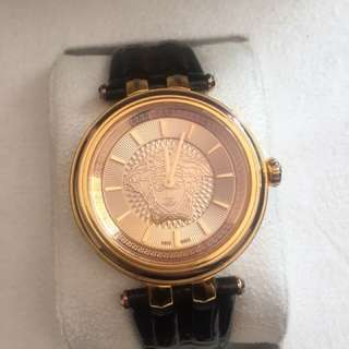 Genuine Versace Watch