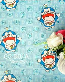 Wallpaper sticker doraemon (0066)