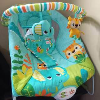 Baby bouncer bright starts