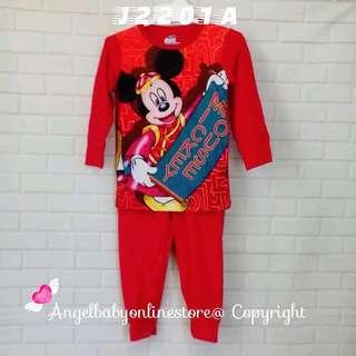 (Nett Price) Mickey Mouse Sleepwear