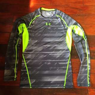UNDERARMOUR LONG SLEEVES