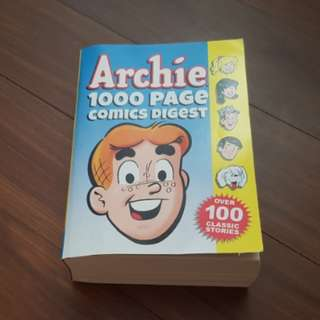 Archie - over 100 classic stories