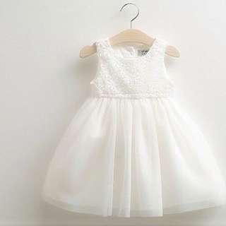 Baby girl dinner dress
