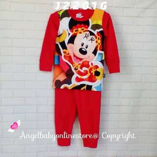 (Nett Price) Minnie Mouse Sleepwear