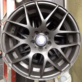 2 pieces of HRE Rim 18'