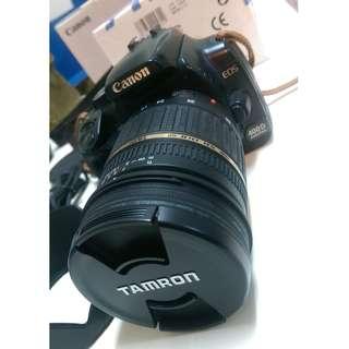 單眼相機 Canon EOS 400D 鏡頭 Tamron SP AF17-50mm F/2.8 偏光鏡&配件